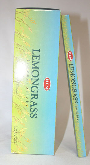 Picture of HEM Incense 20 Sticks - Lemongrass