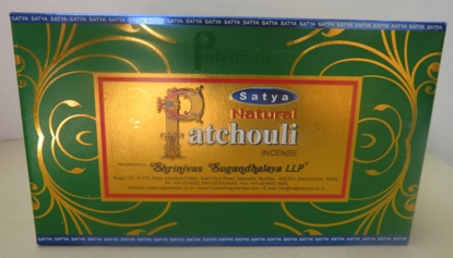 Picture of Satya Incence 15 grams - Patchouli